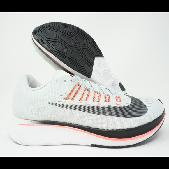1e265b02c65b5 Nike Zoom Fly Womens Running Shoes Barley Grey